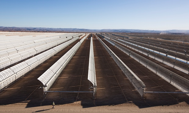 Morocco Set to Become the World's Solar Superpower