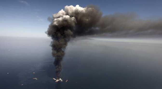 U.S. Settles Claims Against BP Over Deepwater Horizon Spill For $20 Billion