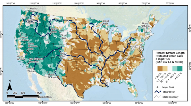 New Proposal to ReWild the United States