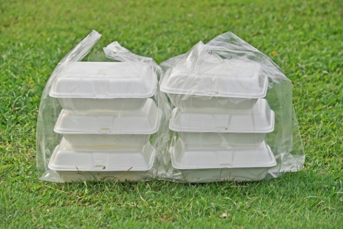 Cities Ban Styrofoam to Reduce Pollution